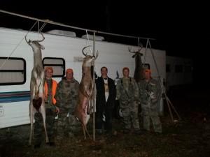 Truman Lake Hunting