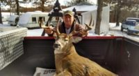 Truman Lake deer hunting