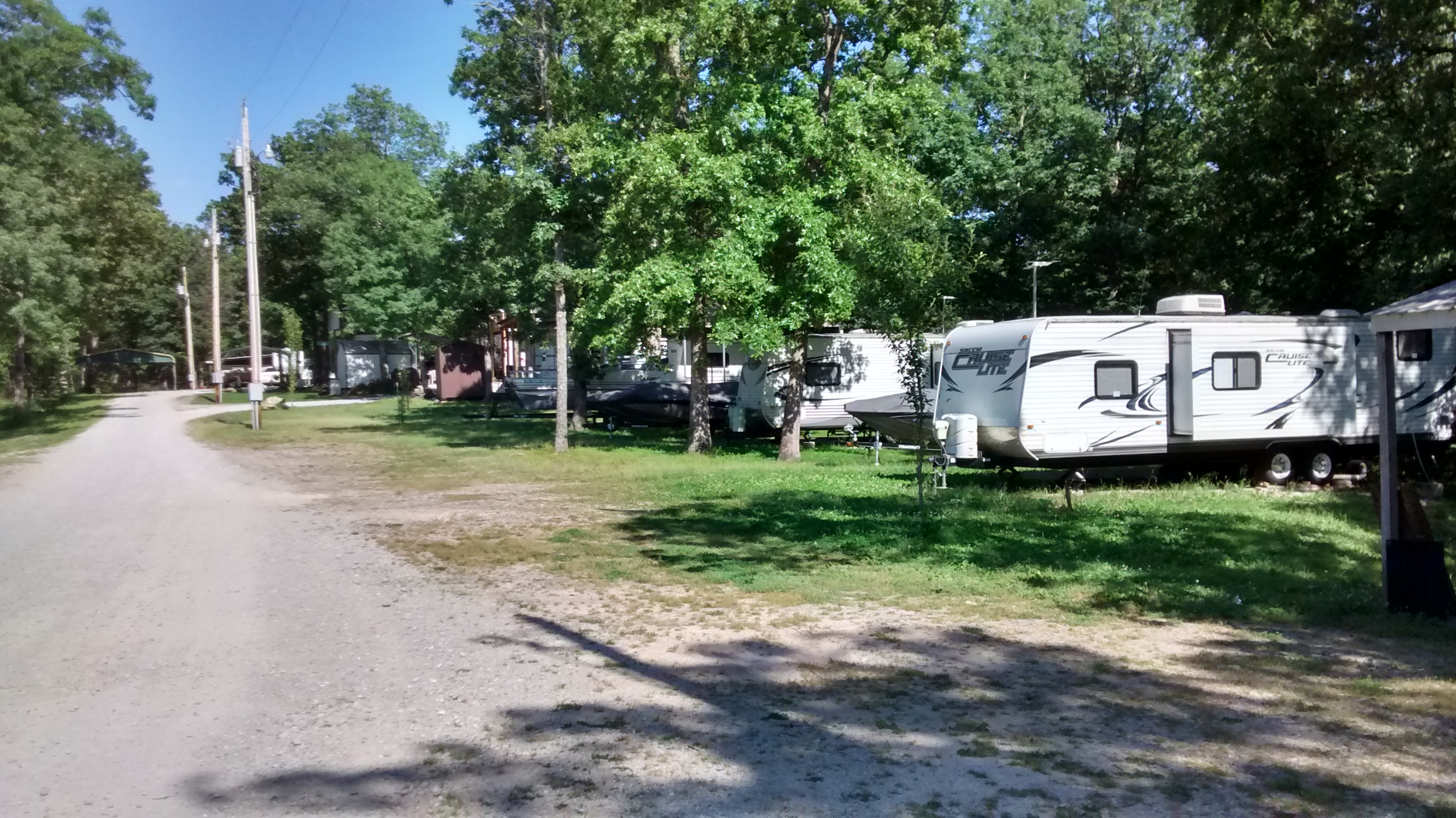 Truman Lake Resort
